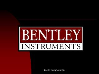 Bentley Instruments Inc. SIEM S.R.L.