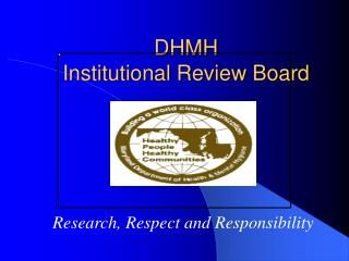 DHMH Institutional Review Board