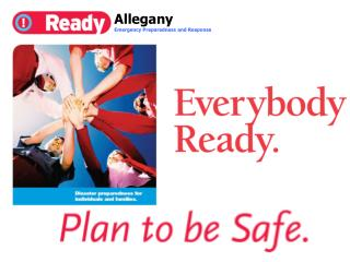 Allegany Emergency Preparedness and Response