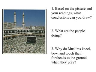 1. Based on the picture and your readings, what conclusions can you draw?