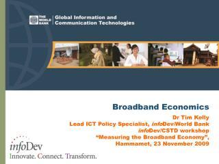 Broadband Economics