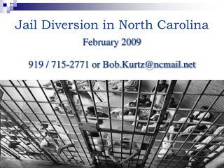 Jail Diversion in North Carolina
