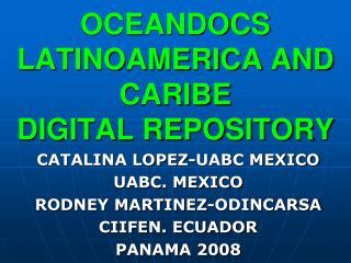 OCEANDOCS LATINOAMERICA AND CARIBE