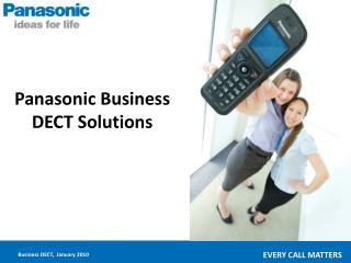 Panasonic Business  DECT Solutions