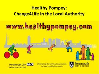 Healthy Pompey:  Change4Life in the Local Authority