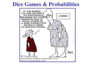 Dice Games & Probabilities