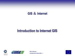 GIS  &  Internet