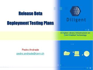 Release Beta Deployment Testing Plans