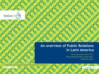 An overview of Public Relations in Latin America