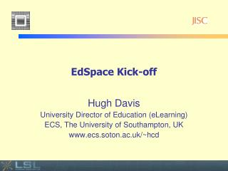 EdSpace Kick-off