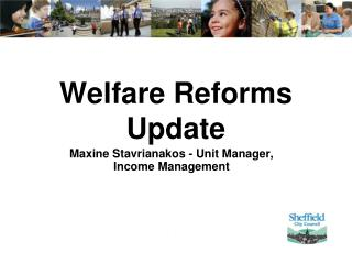Welfare Reforms Update