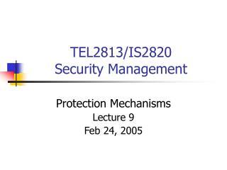 TEL2813