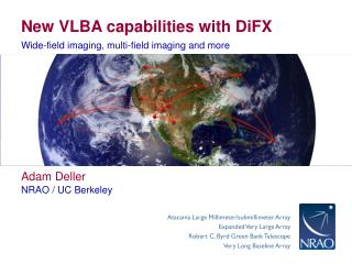 New VLBA capabilities with DiFX