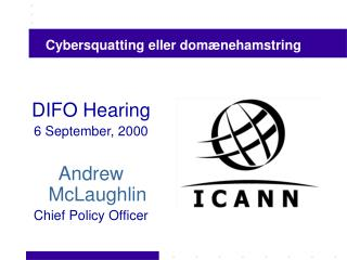 Cybersquatting eller domænehamstring