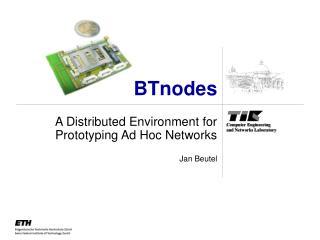 BTnodes