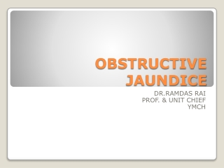 Surgical Jaundice