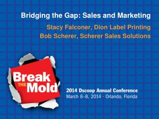 Bridging the Gap: Sales and Marketing