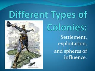 Different Types of Colonies: