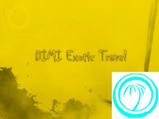DIMI Exotic Travel