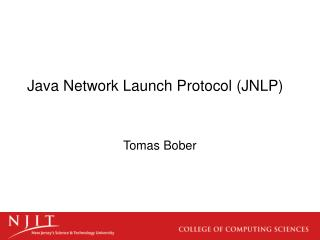 Java Network Launch Protocol JNLP