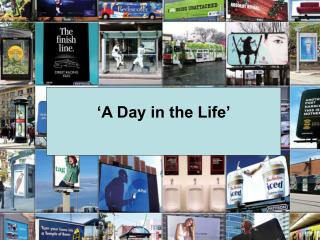 �A Day in the Life�