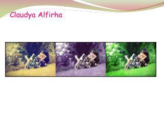 Claudya Alfirha