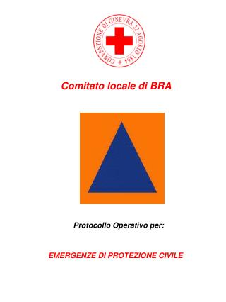 Comitato locale di BRA