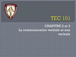 TEC 101