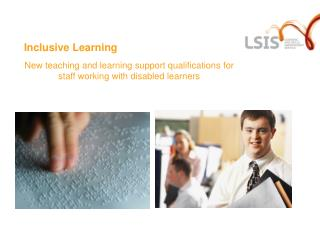 Inclusive Learning