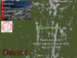UI command