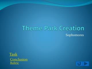 Theme Park Creation