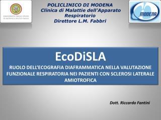 Dott. Riccardo Fantini