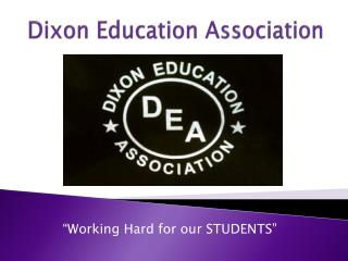 Dixon Education Association
