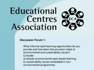 Discussion Forum 1: