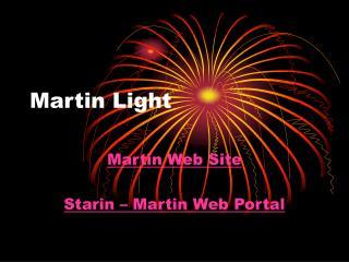 Martin Light