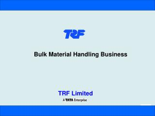 TRF Limited