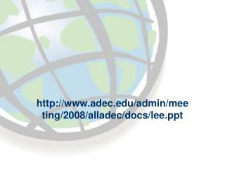 adec/admin/meeting/2008/alladec/docs/lee