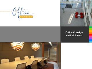 Office Consign stelt zich voor