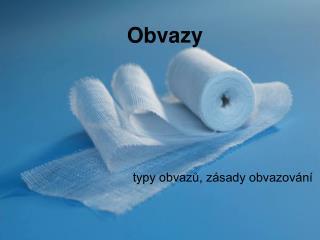 Obvazy