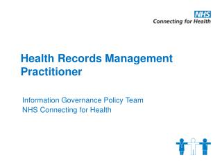 Health Records Management Practitioner