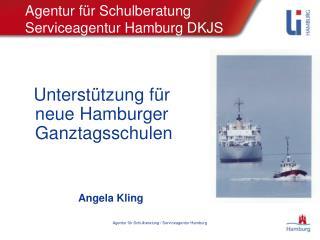 Agentur für Schulberatung Serviceagentur Hamburg DKJS