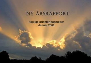 Ny Årsrapport