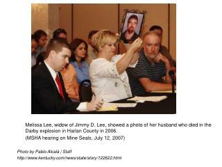 melissa lee july 12 2007