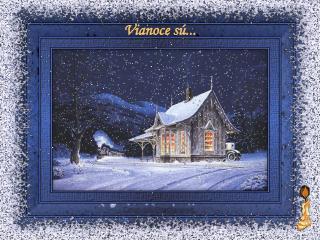 Vianoce sú...