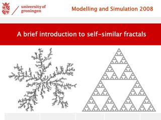 Modelling and Simulation 2008