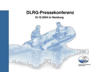 DLRG-Pressekonferenz