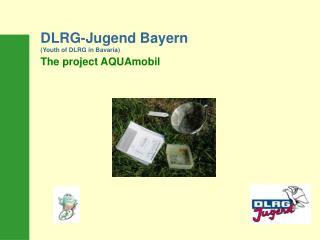 DLRG-Jugend Bayern (Youth of DLRG in Bavaria)