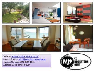 UP @ Robertson -The residential cum Robertson Quay developme
