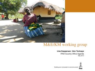 M&E/KM working group