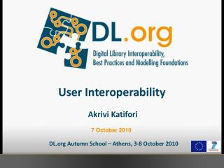 User Interoperability